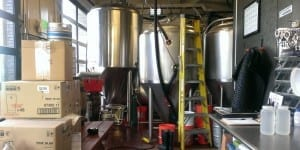 Hogshead Brewery Fermenters