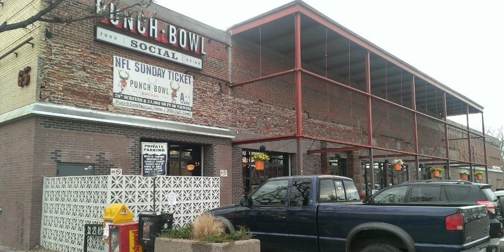 Punch Bowl Social Denver