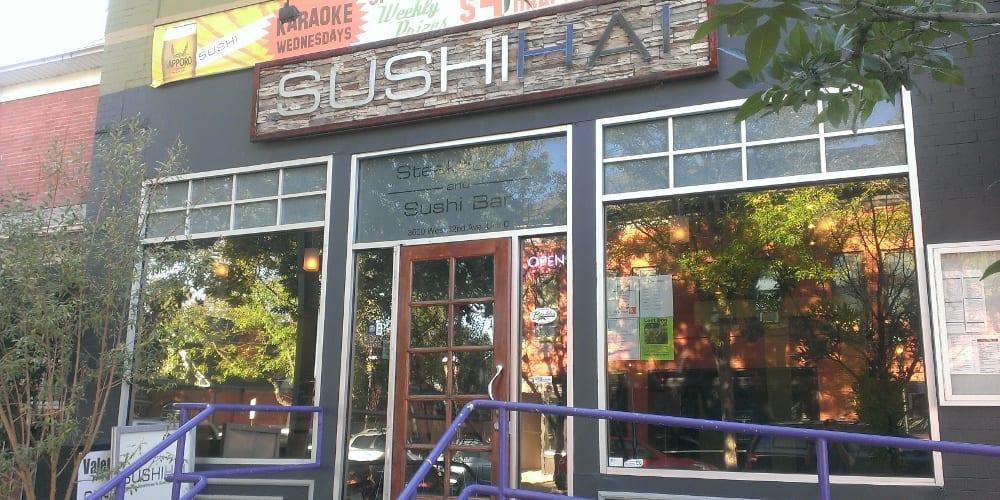 Sushi Hai Denver