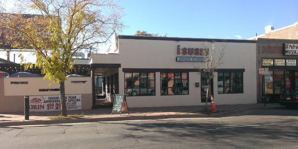 Isushi Specials Santa Fe Happy Hours