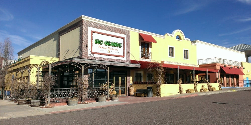 Mexican Food Lone Tree