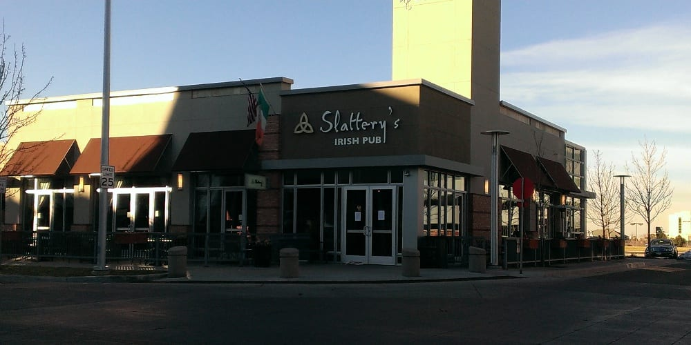 Slattery's Irish Pub Greenwood Village