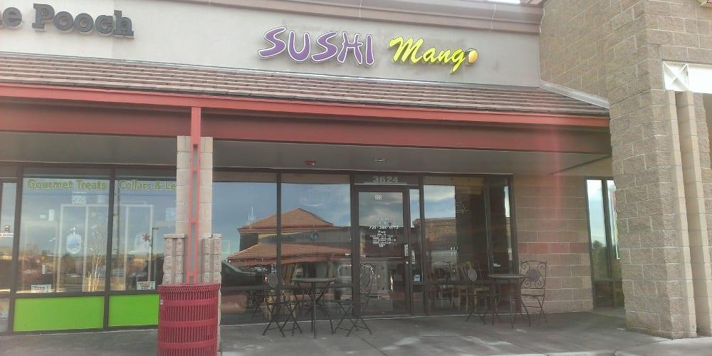 Sushi Mango Highlands Ranch