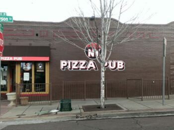 NY Pizza Pub Denver