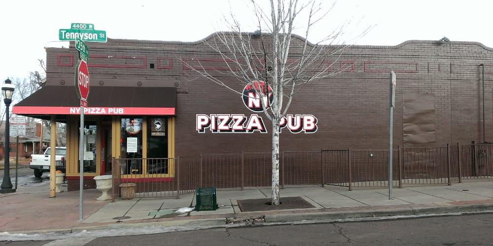 NY Pizza Pub Denver