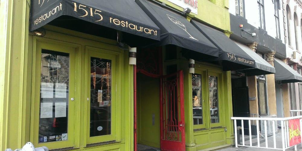 1515 Restaurant Denver