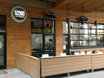 5280 Burger Bar Denver