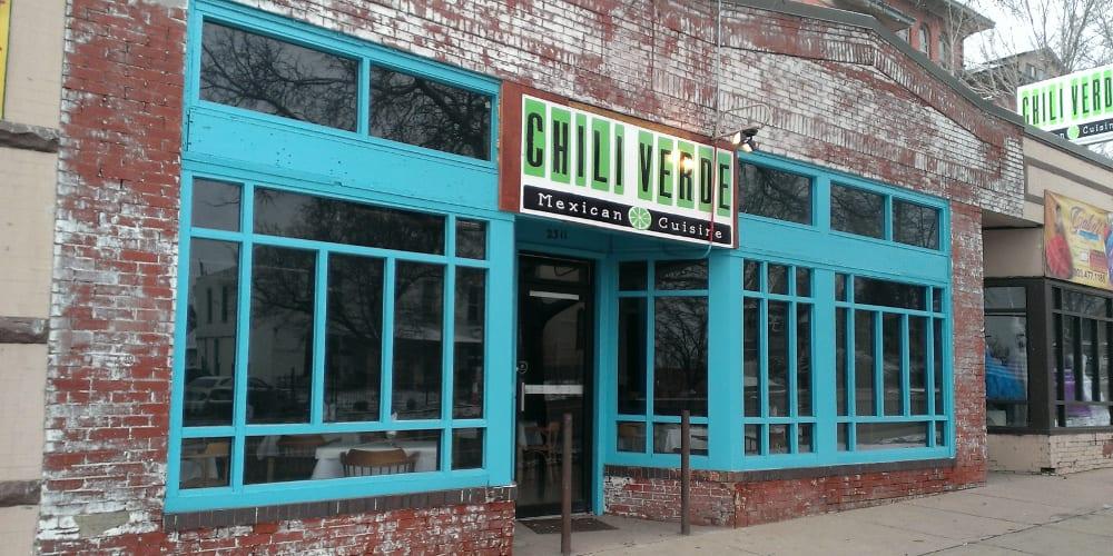 Chile Verde Denver
