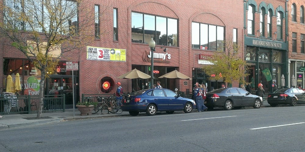 Jimmy's Urban Bar Denver