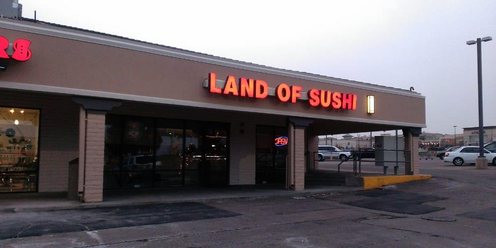 Land Of Sushi Centennial