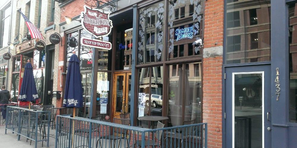 The Pour House Pub Specials Lower Downtown Denver Happy