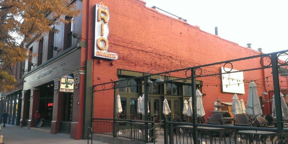 Rio Grande Mexican Restaurant Denver