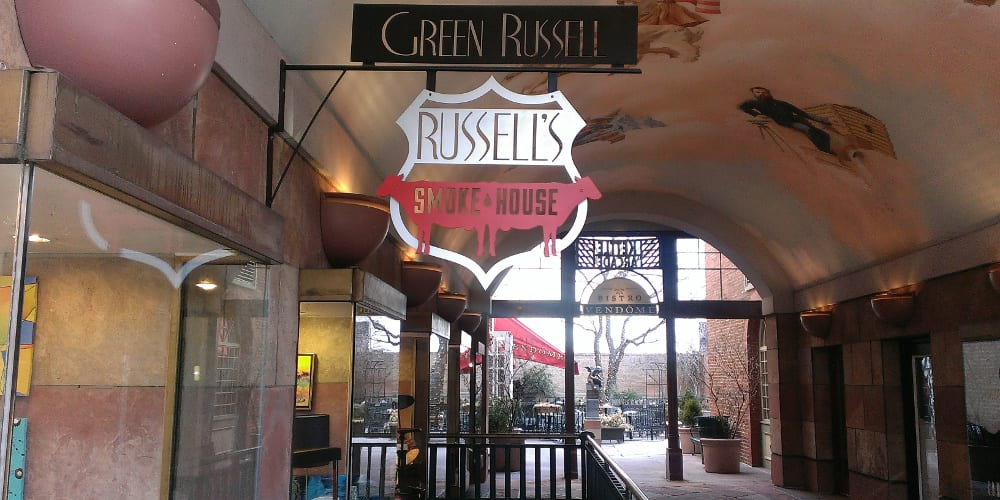 Russell's Smokehouse Denver