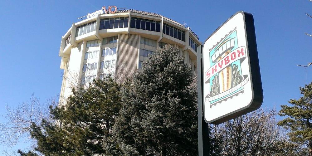 Skybox Grill Denver
