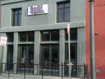 Spill Lounge Denver