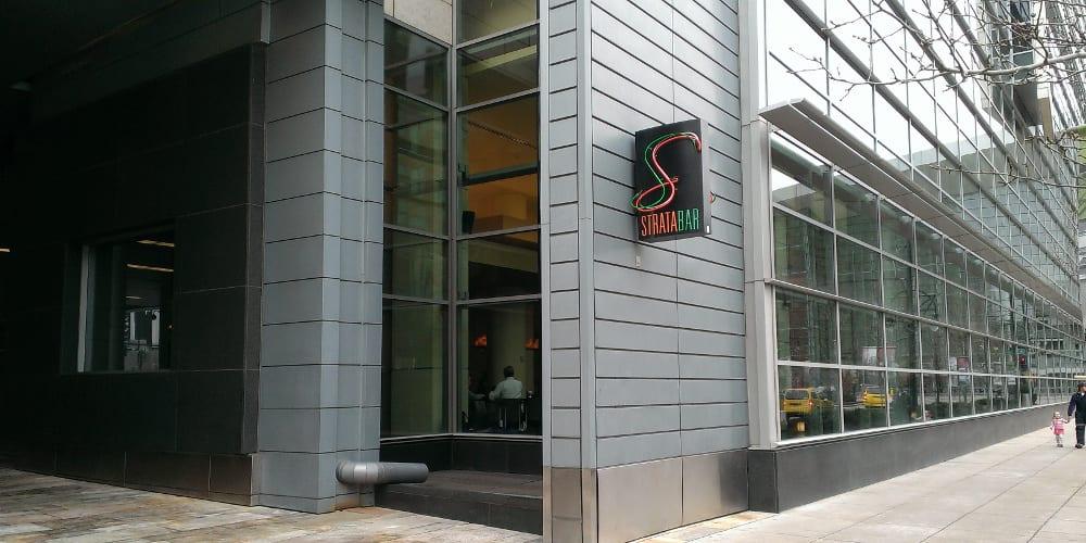 Strata Bar Denver