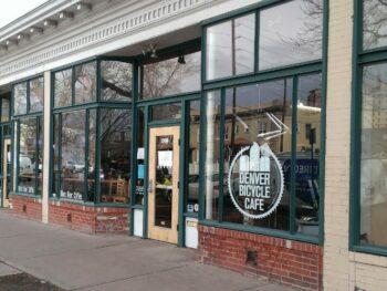 Denver Bicycle Cafe Denver