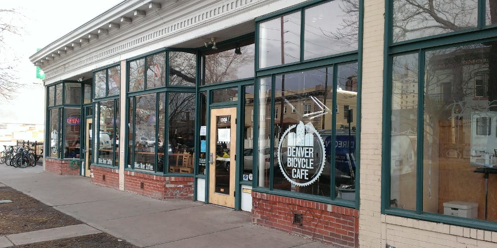 Denver Bicycle Cafe Denver