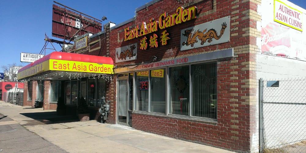 East Asia Garden Denver