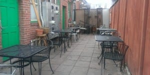 Hooked On Colfax Patio
