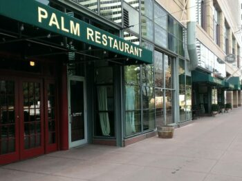 Palm Restaurant Denver