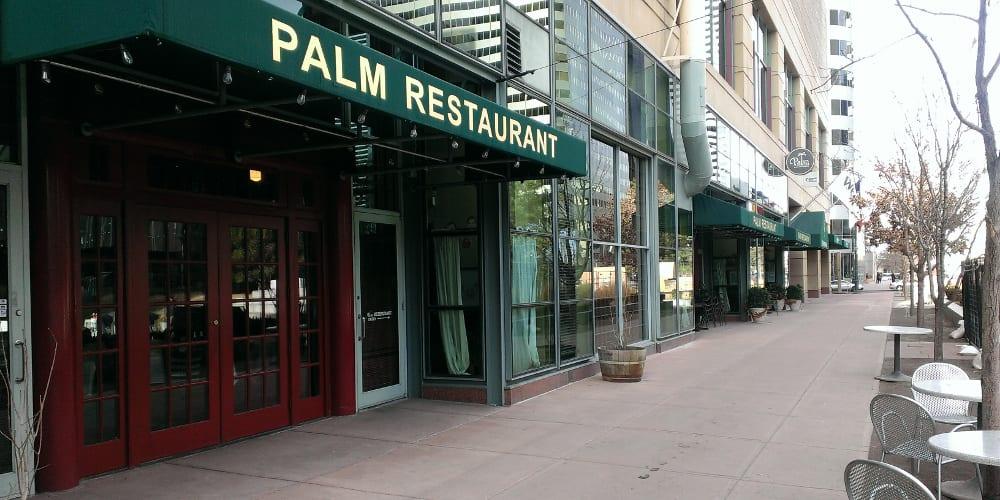 Palm Restaurant Denver
