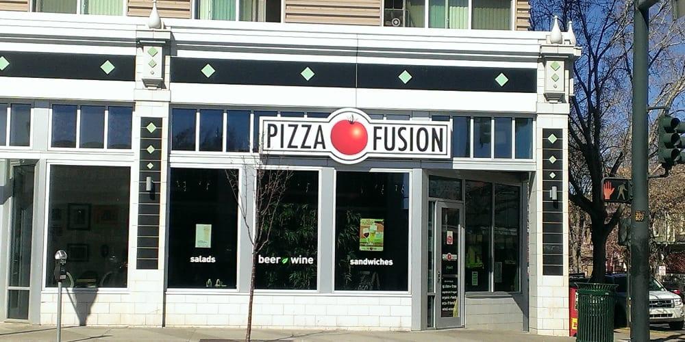 Pizza Fusion Denver