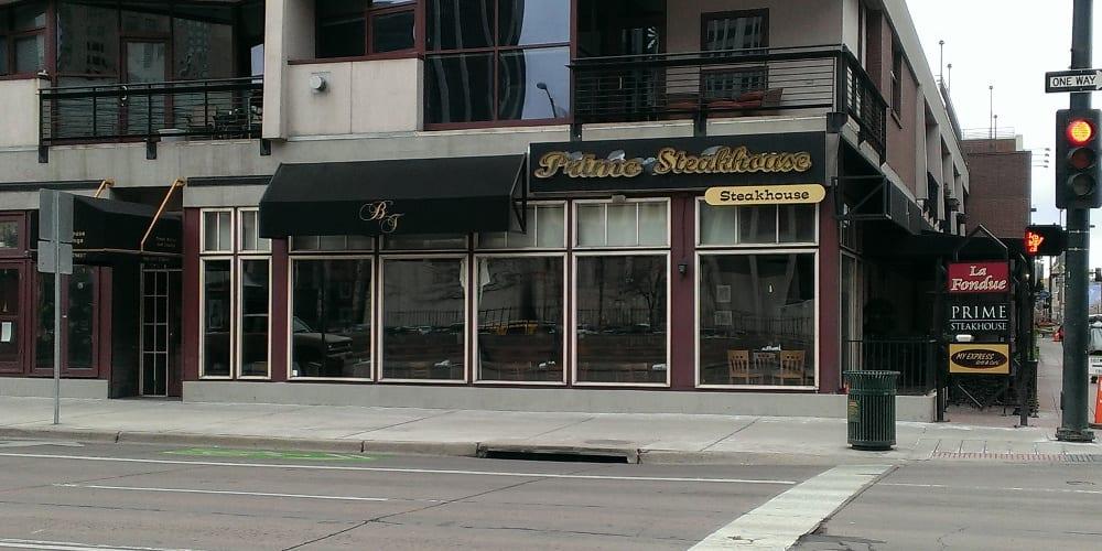 Prime Steakhouse Denver