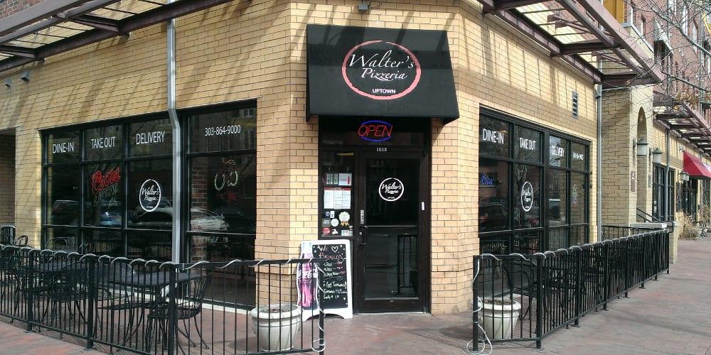 Walters Pizzeria Denver