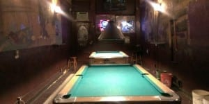 Carioca Cafe Pool Tables