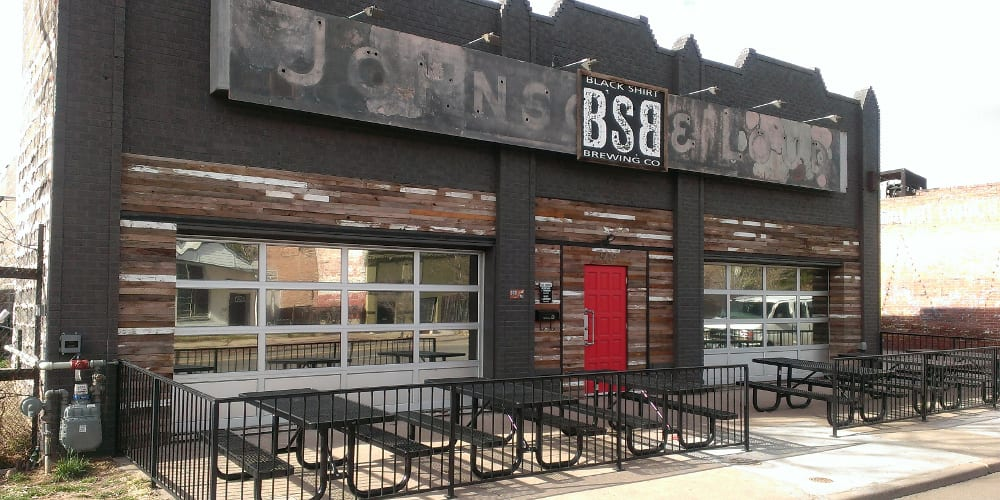 Black Shirt Brewing Denver