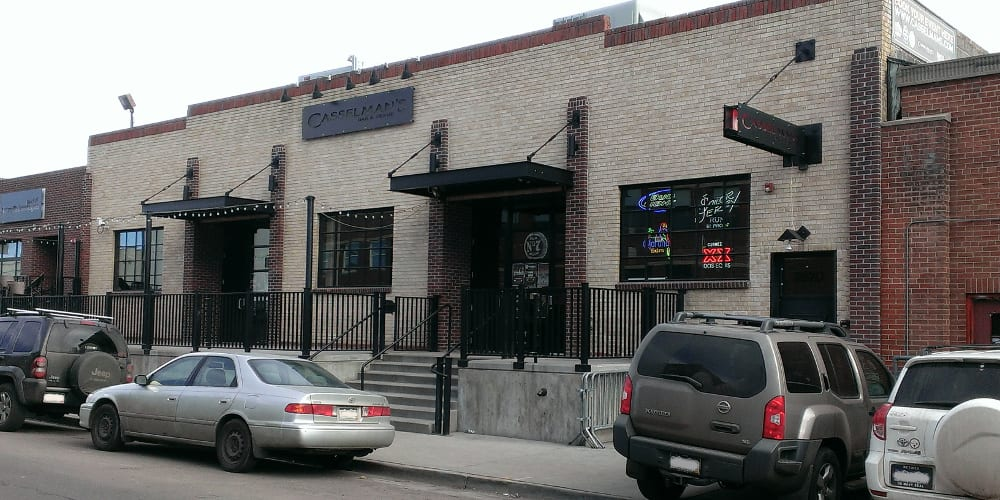 Casselman s Bar ...Casselman's