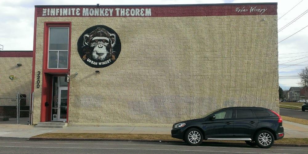 Infinite Monkey Theorem Denver