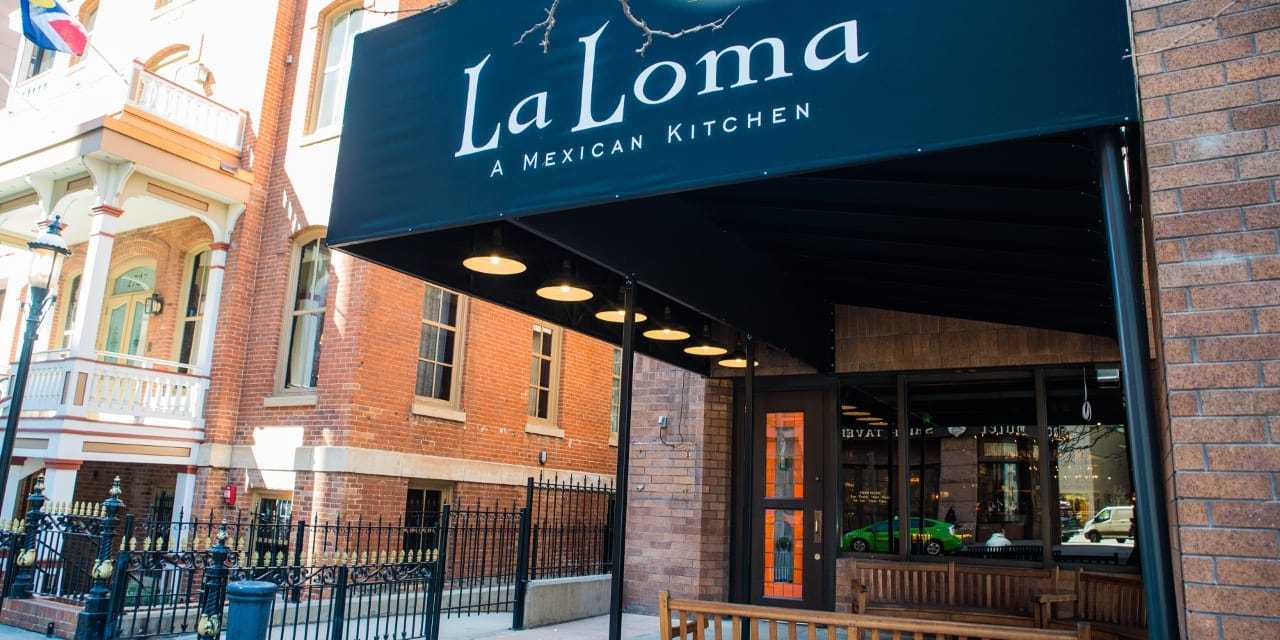 La Loma Mexican Kitchen Denver