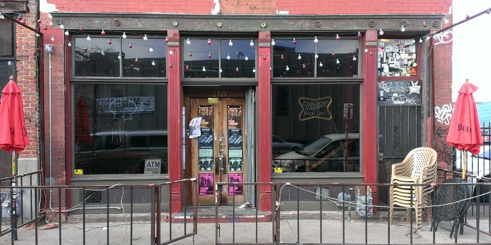 Larimer Lounge Denver