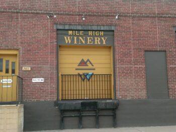 Mile High Winery Denver