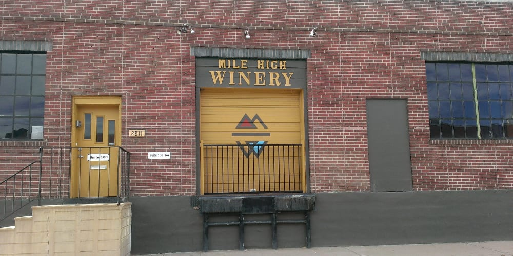 Mile High Winery Denver