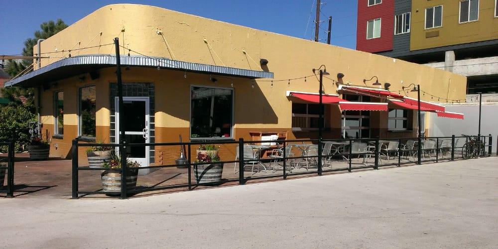 Moe's Original BBQ Denver