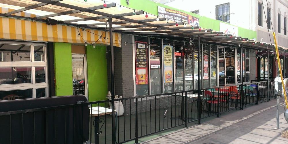 Zocalo Restaurant Denver