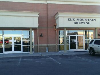 Elk Mountain Brewery Parker