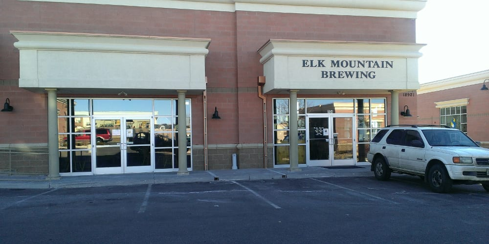 Elk Mountain Brewery Parker