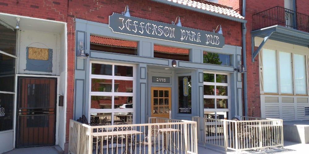 Jefferson Park Pub Denver