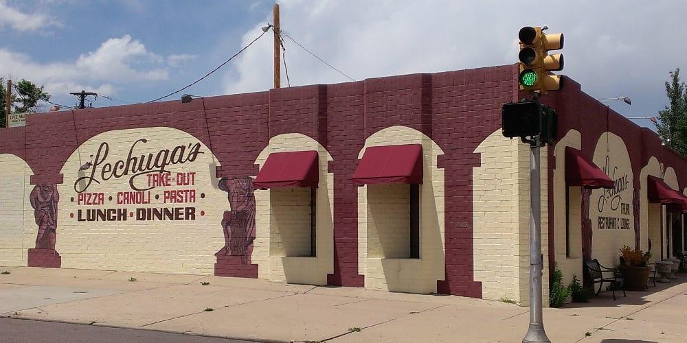 Lechuga's Italian Restaurant Denver