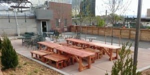 Lowdown Brewery Patio