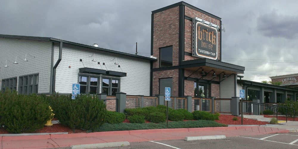 Brick House Tavern Parker