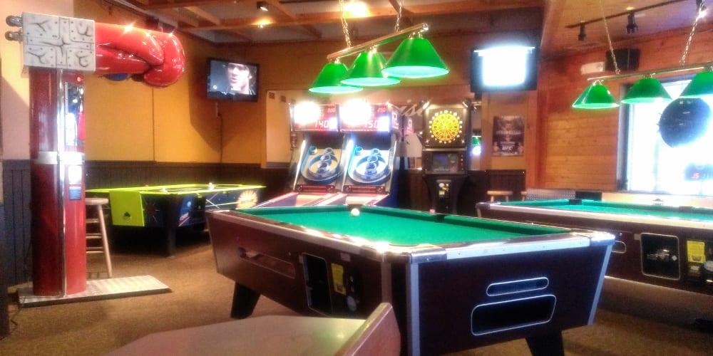 Gibby's Big Backyard Sports Bar & Grill Specials – Aurora ...