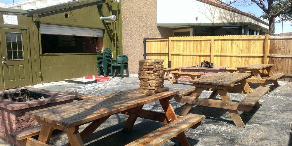 CLOSED!! Gibby's Big Backyard Sports Bar & Grill - 1555 ...