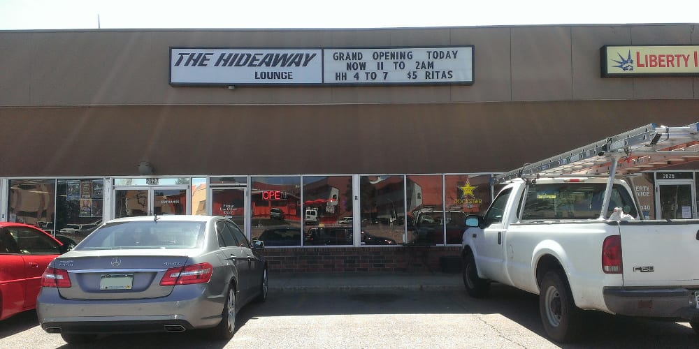 Hideaway Lounge Aurora