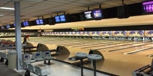 Holiday Bowling Alley