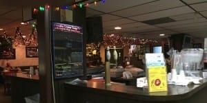Holiday Bowling Bar